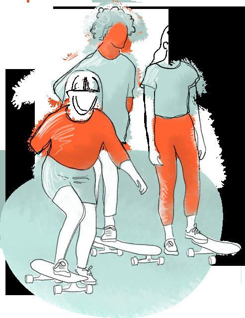 Longboard Kurse